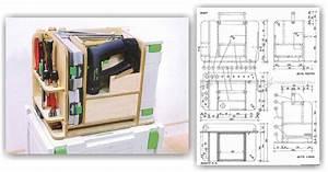 DIY Systainer Tool Caddy Insert • WoodArchivist