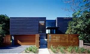Cloture Maison Moderne : cl ture de jardin en bois 75 id es pour faire un bon choix ~ Melissatoandfro.com Idées de Décoration