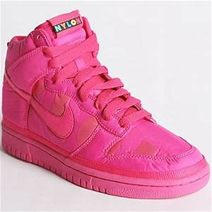 Nike Neon Dunk High Nylon Sneakers StyleFrizz