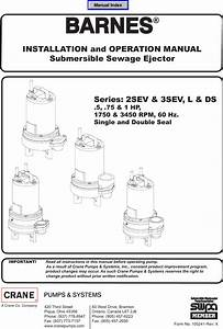 31 Sewage Ejector Pump Installation Diagram