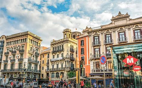 Las Ramblas Barcelona • A guide to the iconic street for 2020