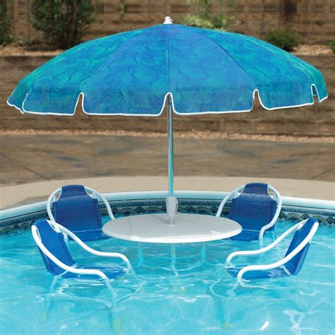 Pool Set by Swimming Pool Patio Table Set