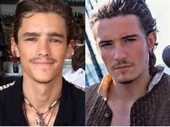 Thwaites to Star O...Orlando Bloom And Johnny Depp Look Alike