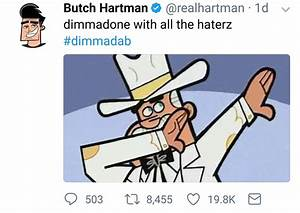 Creator of Fairly OddParents dropped this spicy meme ...