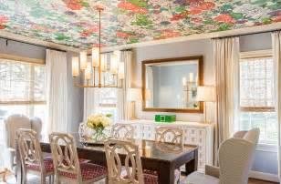 Wallpaper Ideas For Dining Room 27 Splendid Wallpaper Decorating Ideas For The Dining Room