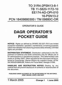 Dagr Operator S Pocket Guide