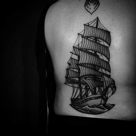 cool sailing ship tattoos  tattoo ideas gallery