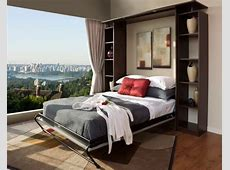 Modern Murphy Beds Small living Save Space with King