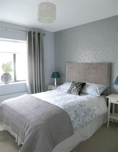 modern gray bedroom silver grey guest bedroom modern bedroom dublin by style my room
