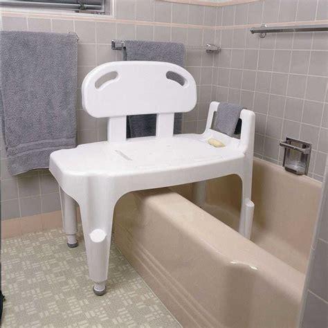 Standard Bath Transfer Bench  Bathing & Bathroom Aids