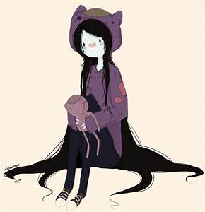 Ice King and Marceline Club images Marceline dresses as ...