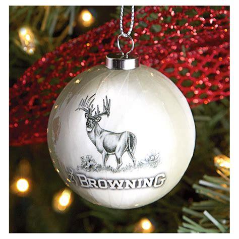 16 browning 174 holiday ornaments 296580 seasonal gifts at