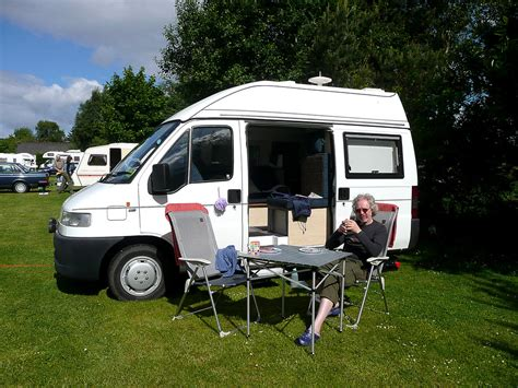 Our Small And Beautifully Formed Camper Van