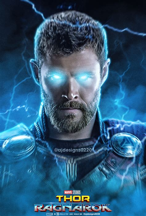 god of thunder by ajay02 on deviantart