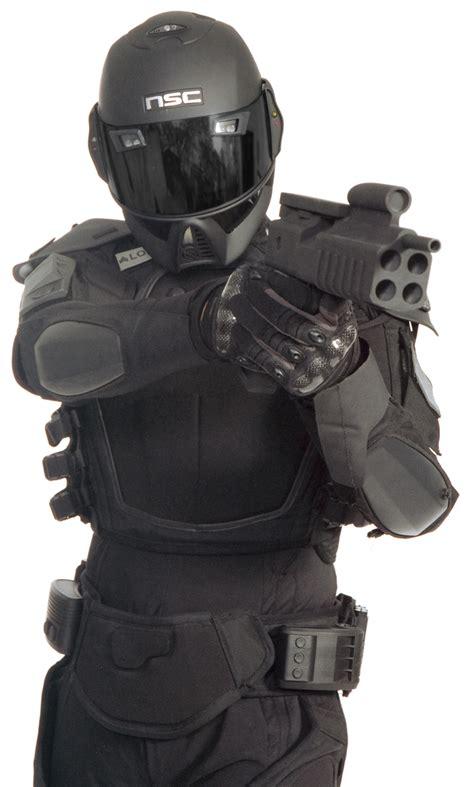 Future Soldier Armor