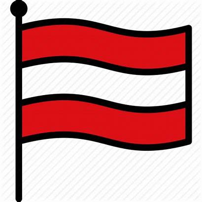 Flag Dutch Austria Netherlands Icon Austrian Icons