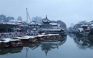 Snow scenery in east China's Nanjing - China.org.cn