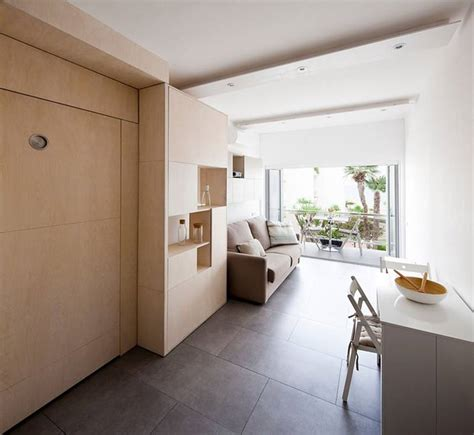 The Most Out Of Small Apartments Using Transformable Spaces by Jetson Green Modern Architecture