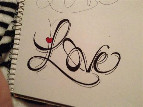 tattoo drawing  love love pinterest tattoo