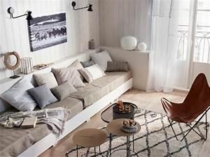 9 solutions pour bien positionner son canape With tapis de yoga avec petit canapé arrondi