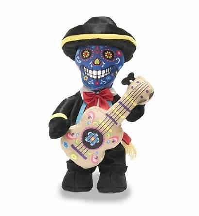 Halloween Animated Dead Plush Despacito Mariachi Musical