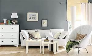 Grau Blaue Wand : die macht der farben maltechniken ~ Watch28wear.com Haus und Dekorationen
