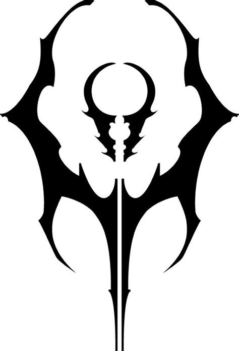 Scion of Balance in 2019 | Vampire symbols, Body art tattoos, Demon symbols