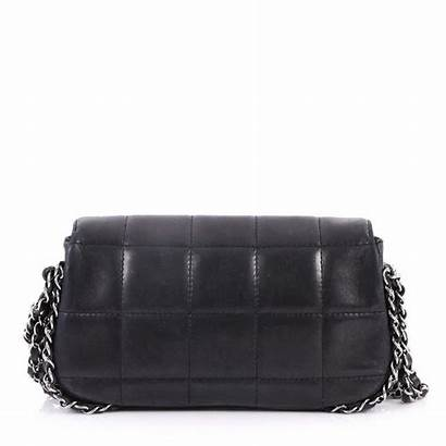 Chanel Chocolate Bar Bag Flap Multichain Quilted