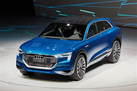 Reservations Open In Norway For The 2018 Audi Etron