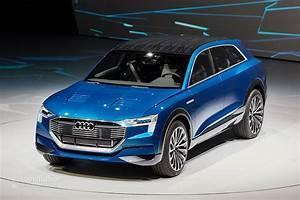 Audi E Tron : audi e tron quattro concept is a tesla rival in sexy suv ~ Melissatoandfro.com Idées de Décoration
