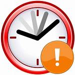 Hours Many Icon Date Clock