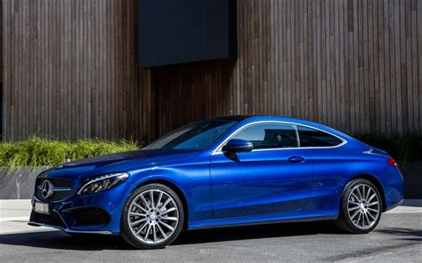 Mercedes C Class Coupe Wallpaper by Wallpapers Mercedes C Class Coupe C205