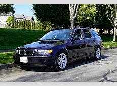 2002 BMW 325i Manual Wagon Sport