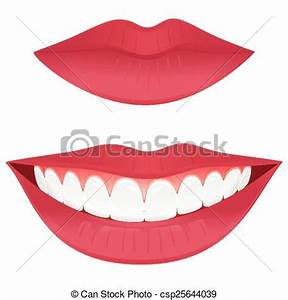 Lips Closed Clipart (24+)
