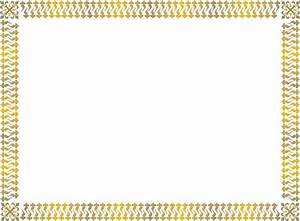 gold award certificate border free printable page borders With borderless certificate templates