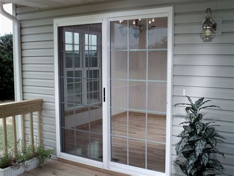Glass Patio Doors by Patio Door W Colonial Grids Ideas For The House In 2019