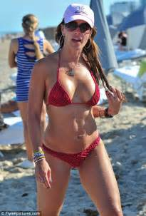 real housewives  miami star cristy rice   struts