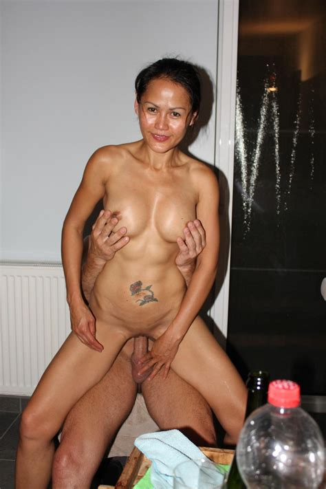 Thai Wife Enjoys Getting Creampied By Strangers Amateur
