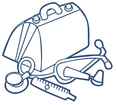 11625 doctor tools clipart black and white free doctor instruments pictures free clip