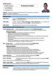 Formation Mecanique Auto En Ligne : cv sahri oussama ~ Medecine-chirurgie-esthetiques.com Avis de Voitures