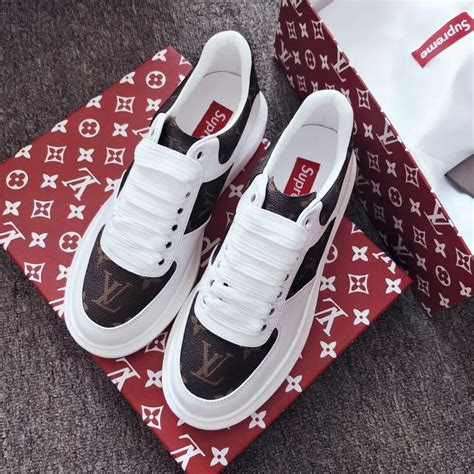 supreme shoes cheap supreme louis vuitton shoes for 355402