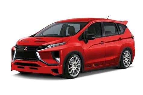 Modifikasi Mitsubishi Xpander by Modifikasi Mitsubishi Xpander Pakai Bumper Depan Baru Dan