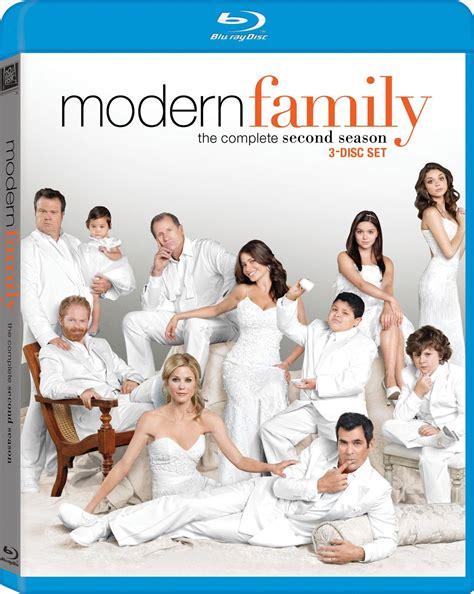 modern family dvd release date