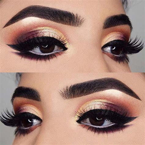 stunning prom makeup ideas  enhance  beauty