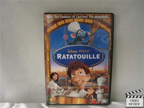 Ratatouille (dvd, 2007, Widescreen) Disney Pixar