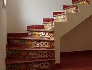 Escalier Carreaux De Ciment : carreaux ciment nimes compagnie des carrelages ~ Dailycaller-alerts.com Idées de Décoration