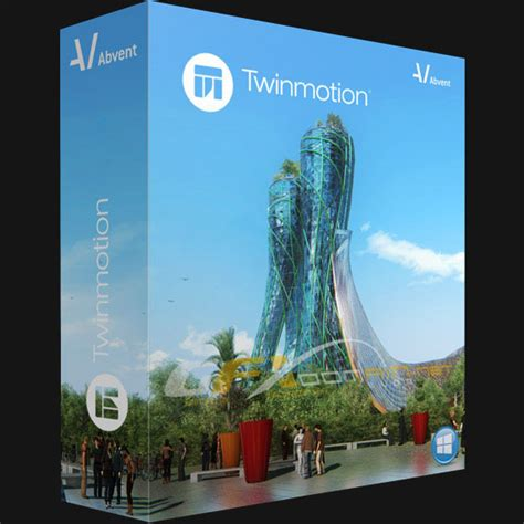 twinmotion  win  uparchvip
