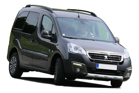 Peugeot Partner by Peugeot Partner Tepee Mpv Review Carbuyer