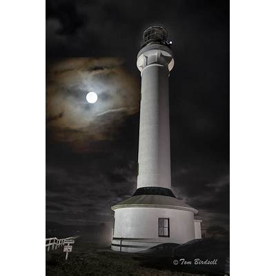 Full Moon Tours at Point Arena Lighthouse - Things to Do
