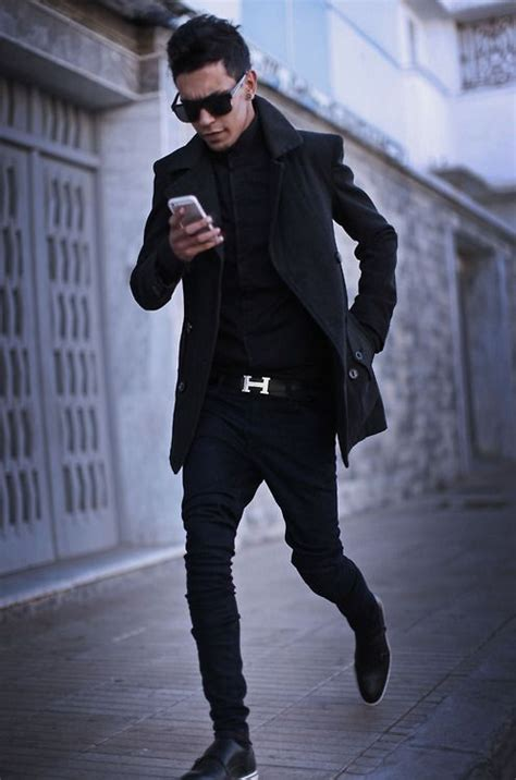 All Black Outfits Men Dressing Ideas For Guys